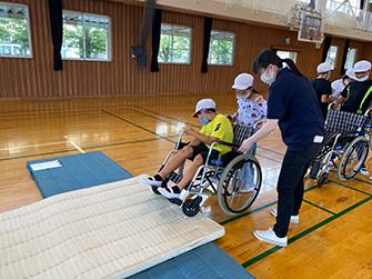 中学生・高校生のボランティアスクール